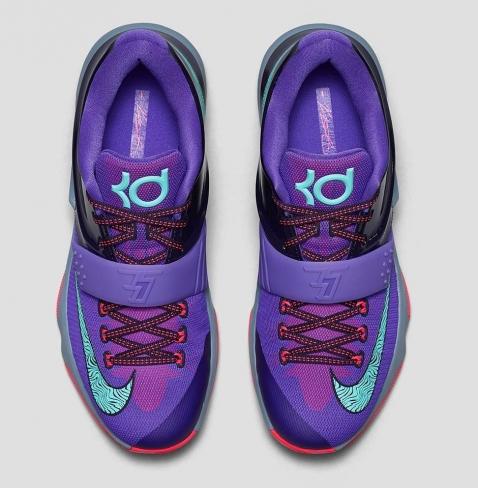 the latest 3a653 5e92a Nike KD 7