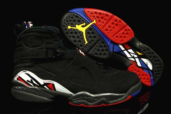 4c807bc497a41b Air Jordan 8 - Playoffs - KicksOnFire.com