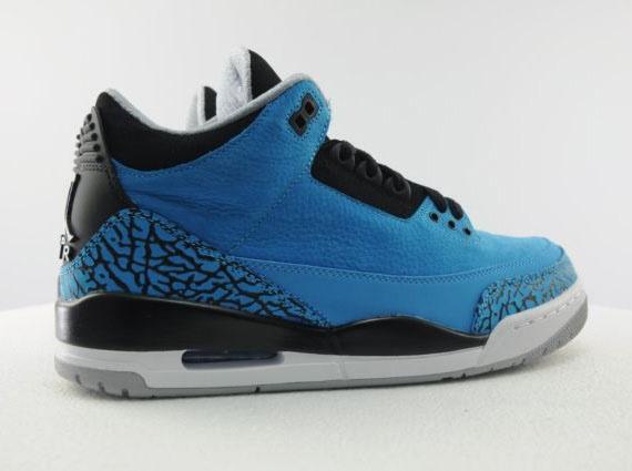 a99b8a796c1d ... top quality air jordan 3 powder blue kicksonfire c1589 32f1b