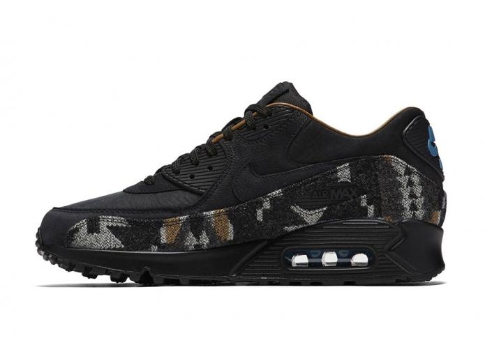 Nike Air Max 90 Pendleton Black