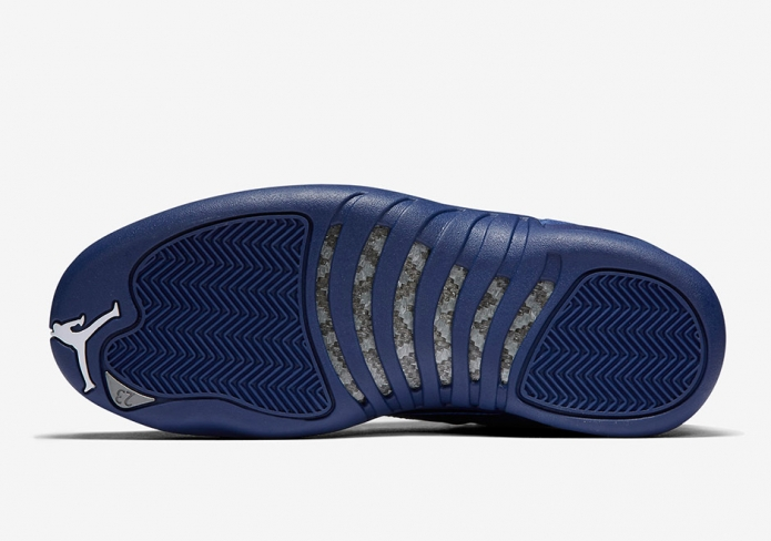 11073916255f Air Jordan 12 Deep Royal Blue. Buy Now From  245