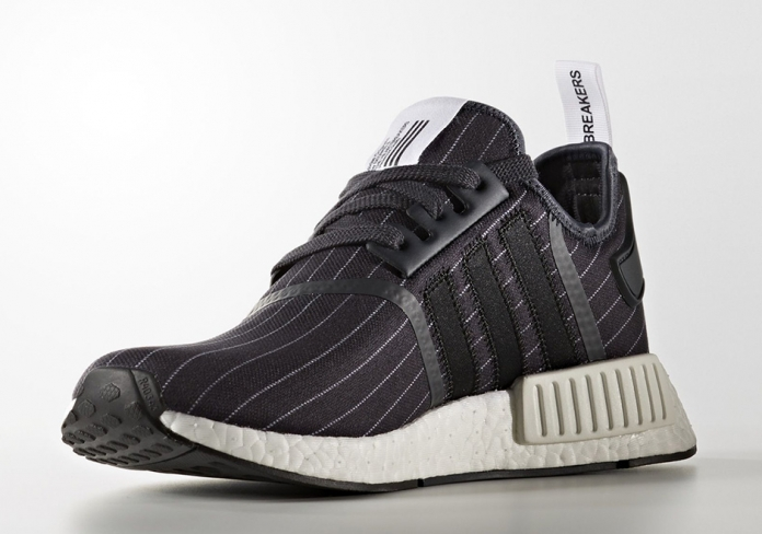 uk availability 16190 a5b2f Bedwin  The Heartbreakers x adidas NMD R1 Black - KicksOnFir