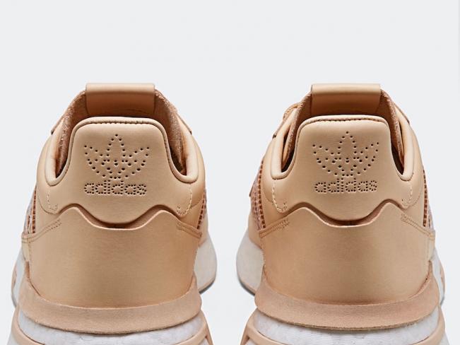 brand new 77397 04803 Hender Scheme x adidas ZX 500 RM Tan - KicksOnFire.com