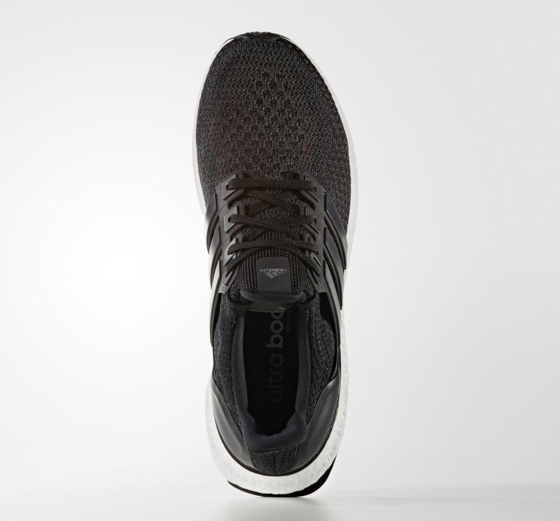 huge selection of 9f552 2bc82 adidas Ultra Boost 2.0 Core Black - KicksOnFire.com