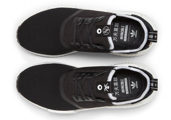 quality design 36003 2e970 INVINCIBLE x NEIGHBORHOOD x adidas NMD R1 - KicksOnFire.com