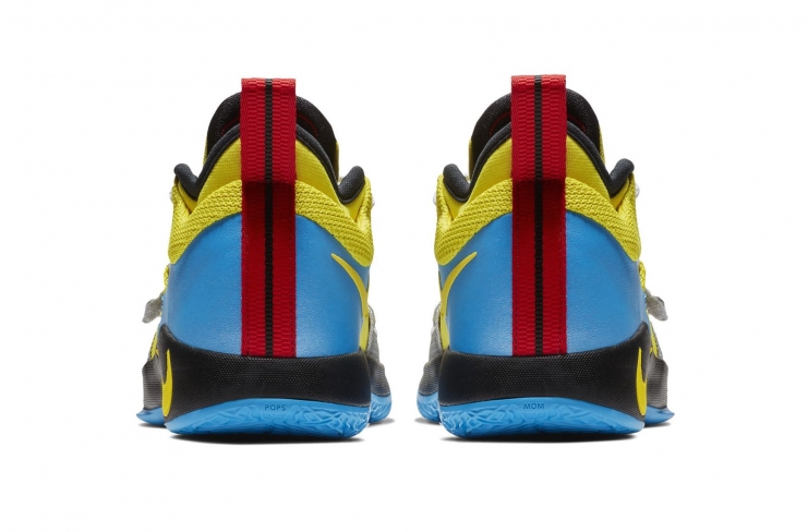 c3190921fd558b Nike PG 2.5 GS Opti Yellow. Buy Now From  154
