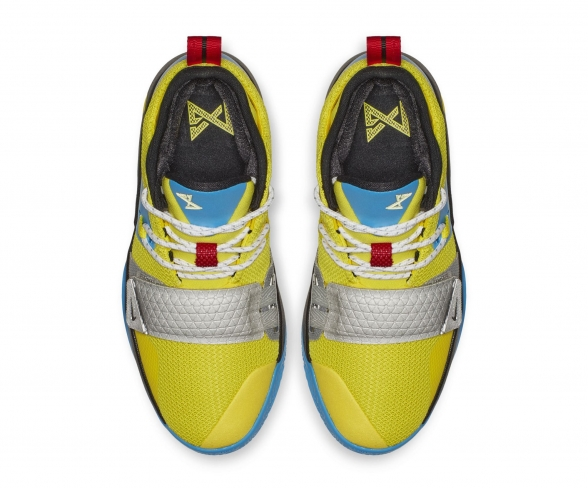 6698414a714b2a Nike PG 2.5 GS Opti Yellow - KicksOnFire.com