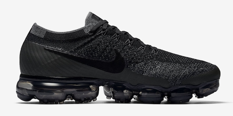 c703ac799854f Nike Air VaporMax Triple Black V2 - KicksOnFire.com