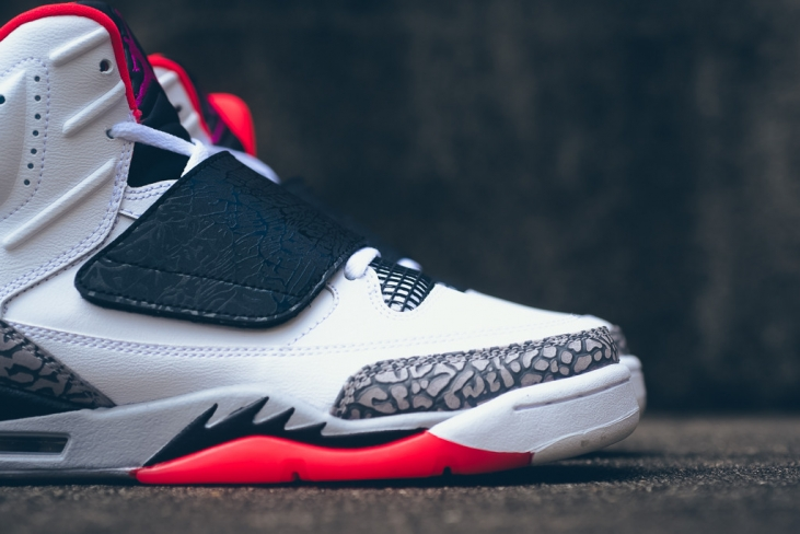 new concept e29b5 c9b01 Jordan Son of Mars - Hot Lava - KicksOnFire.com