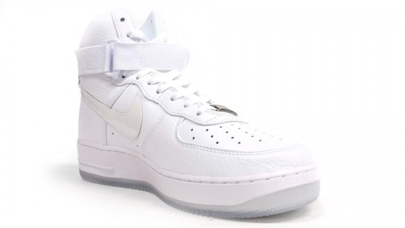 Nike Nike Nike Air Force 1 Hi CMFT Premium QS bianca Ice KicksOnFire  81edbc