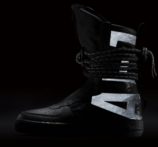 nouveau style ea63c dbac5 Nike Special Field Air Force 1 High Tactical Command ...