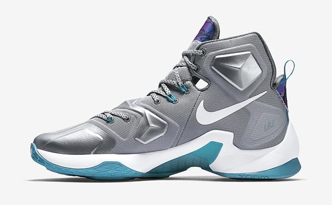 0fee3d56c876 Nike LeBron 13 Blue Lagoon - KicksOnFire.com