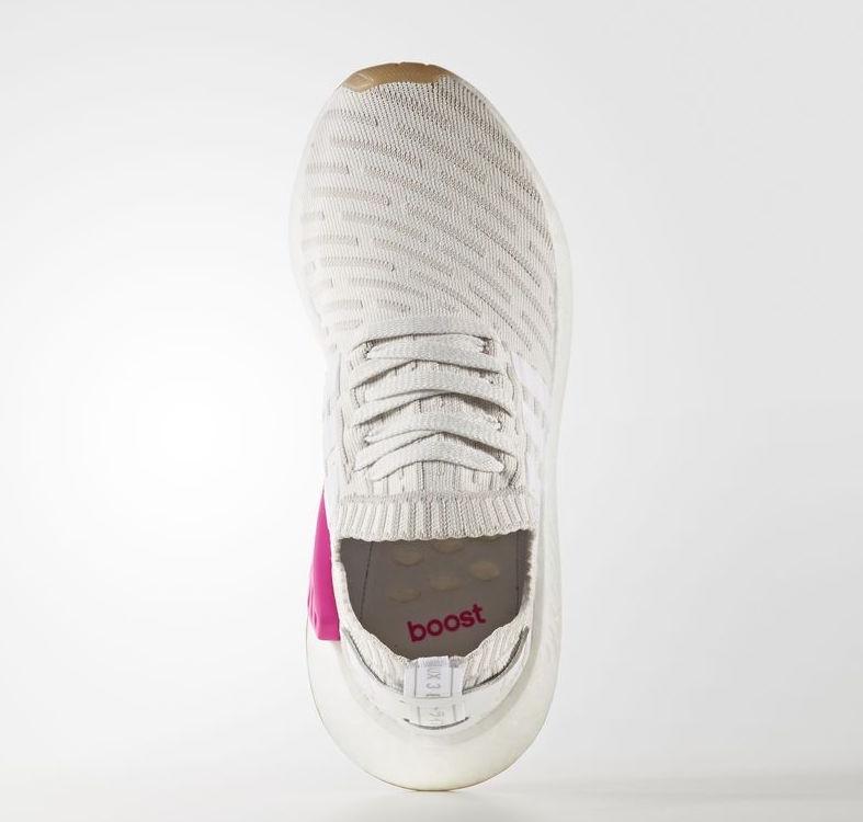 3423e3e9c0dbb8 adidas WMNS NMD R2 Primeknit Japan Running White - KicksOnFire.com