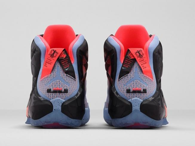 62aa059c6252 Nike LeBron 12 - Easter - KicksOnFire.com