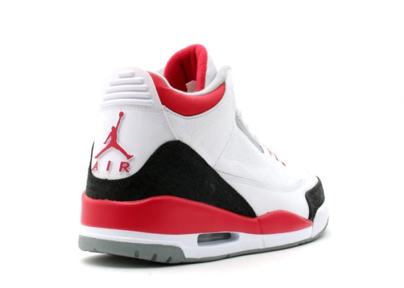 reputable site 508f0 40a27 Air Jordan 3 Fire Red (2007)