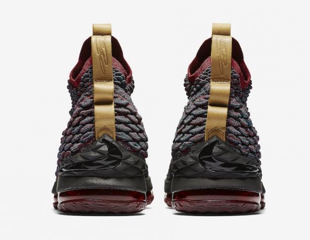 00204d4a9aed Nike LeBron 15 New Heights - KicksOnFire.com