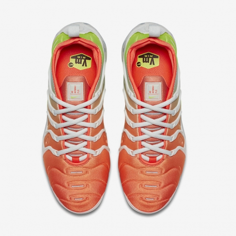 bb66ef76ee8 Nike WMNS Air VaporMax Plus Reverse Sunset. Buy Now From  129 · Want.  WANTS. 1220. COLOR. Barely Grey Total Crimson-Volt-White