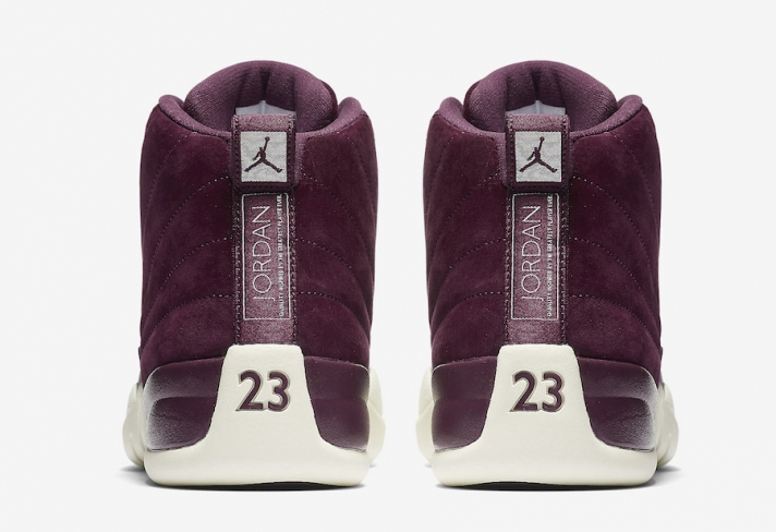 41c842781fc Air Jordan 12 Bordeaux - KicksOnFire.com
