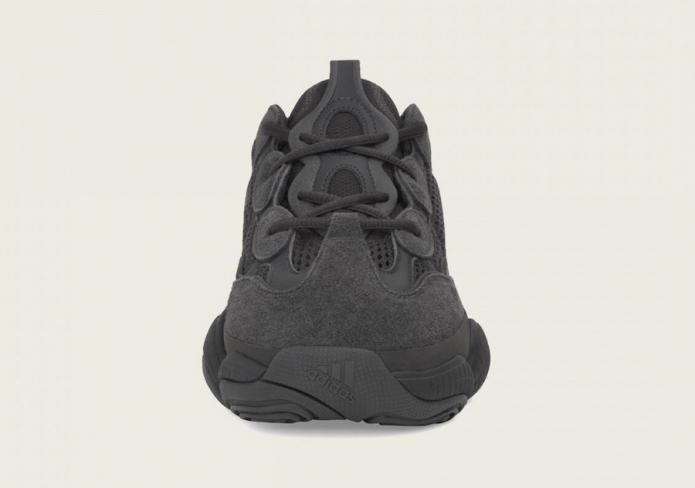 sale retailer 57ca1 f4720 adidas Yeezy 500 Utility Black - KicksOnFire.com