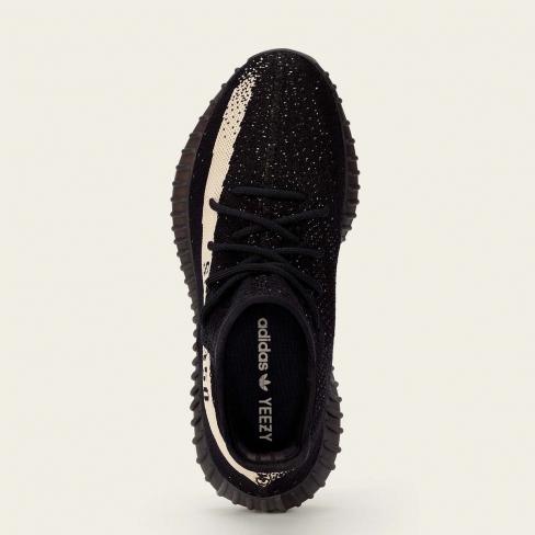 66974fccbe42a8 adidas Yeezy Boost 350 V2 Black White - KicksOnFire.com