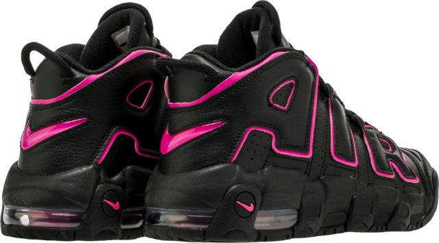 hot sale online 49a4a 725ae Nike Air More Uptempo GS Hyper Pink - KicksOnFire.com