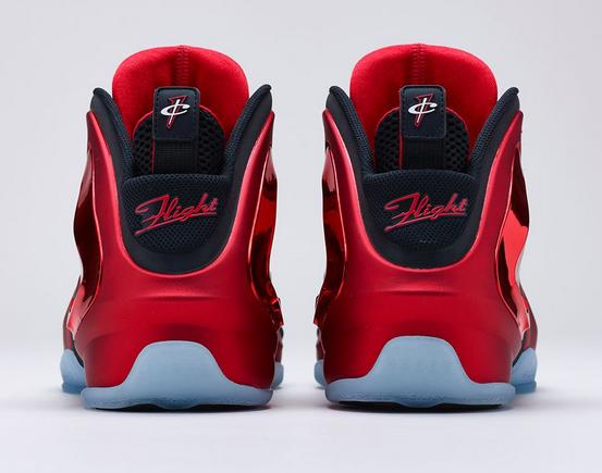 c45affb660dab Nike Lil  Penny Posite - University Red - KicksOnFire.com