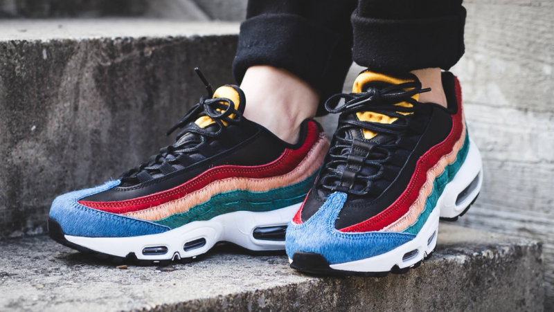 air max multicolor