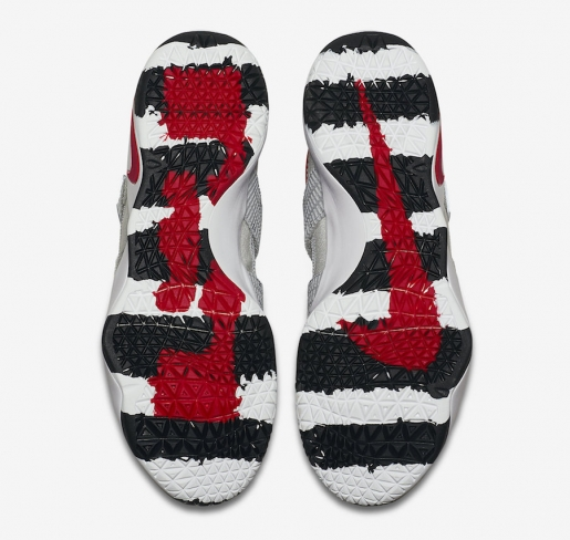 wholesale dealer a5f5d 073ce Nike LeBron Zoom Soldier 11 Silver Bullet - KicksOnFire.com
