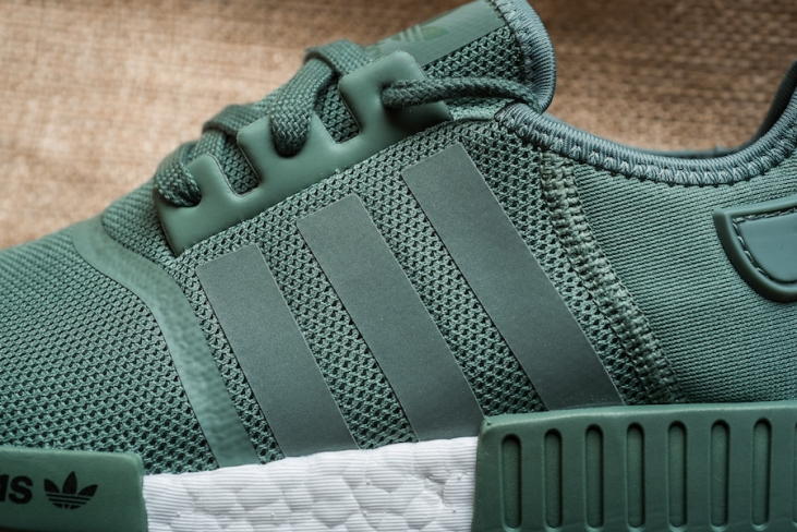 Le Vert Trace Des Hommes Adidas Nmd R1 wA1psVO
