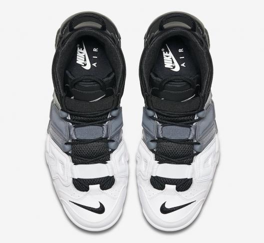 separation shoes be189 1d1c5 Nike Air More Uptempo Tri-Color - KicksOnFire.com