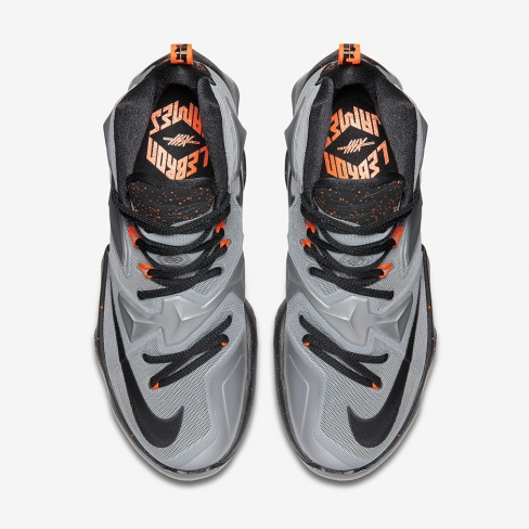 100% authentic af7ed 86531 Nike LeBron 13 - Lava - KicksOnFire.com