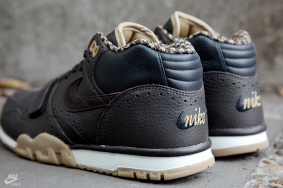 Premium Mid Brogue Qs 1 Nike Air Trainer trQBdCxsh