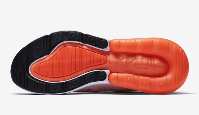 new arrival de9d2 72b33 Nike Air Max 270 Flyknit Crimson Pulse - KicksOnFire.com