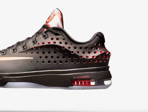 3a4a12bf817 Nike KD 7 Elite Rose Gold - KicksOnFire.com