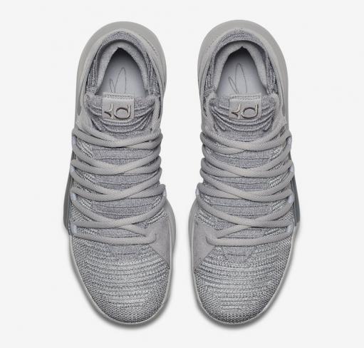 d4a2bdb6d7dc Nike KD 10 Wolf Grey - KicksOnFire.com