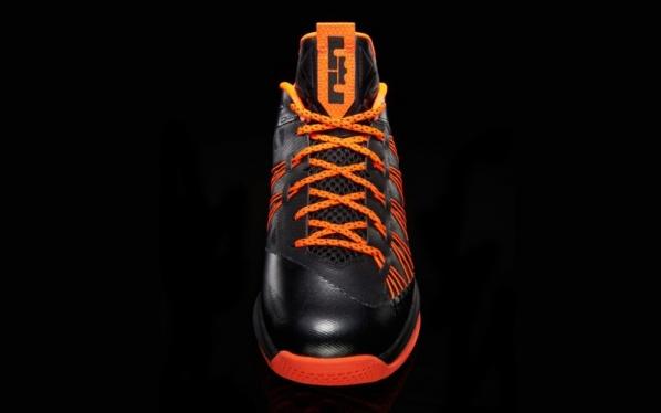 best sneakers 3485f 23e21 Nike Air Max LeBron 10 Low - Black / Total Crimson - KicksOnFire.com