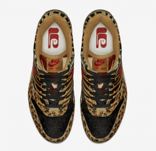d146f7b8628 atmos x Nike Air Max 1 Animal Pack 2.0. Buy Now From  300