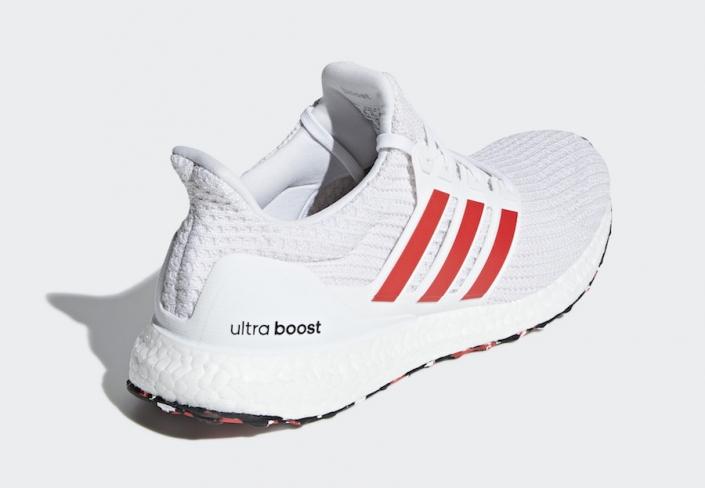 buy popular 2d918 76cb5 adidas Ultra Boost 4.0 Red Stripes - KicksOnFire.com