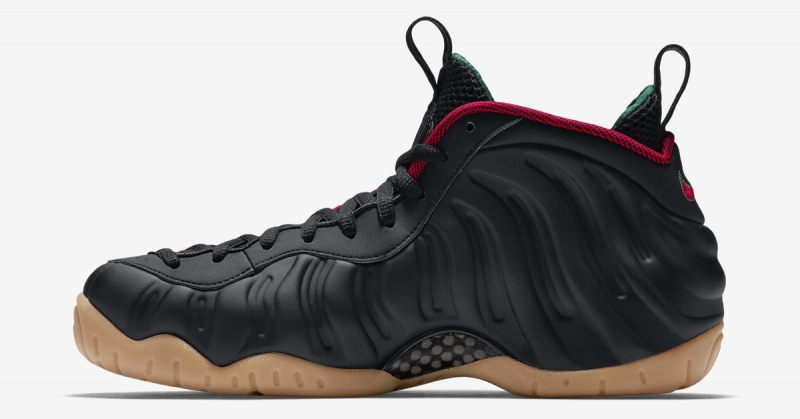 sports shoes 0b261 c2ef0 Nike Air Foamposite Pro - Gucci. Buy Now From  460 · Want. WANTS. 19532.  COLOR. Black   Gorge Green - Metallic Gold - Gym Red