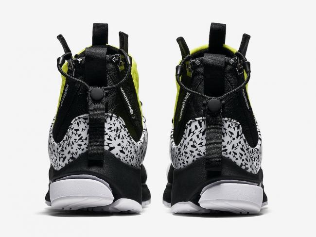 01f6f1e481de Acronym x Nike Air Presto Mid Dynamic Yellow - KicksOnFire.com