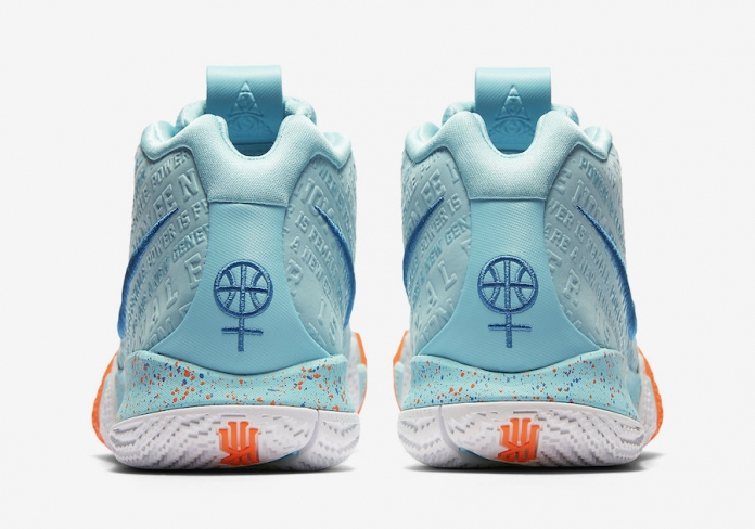 66af42700f51 Nike Kyrie 4 Power Is Female. Buy Now From  319