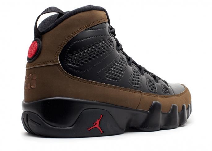 official photos af834 55e56 Air Jordan 9 Olive - KicksOnFire.com