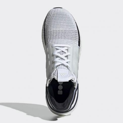 purchase cheap 221f3 cee09 adidas Ultra Boost 2019 Core White Core Black - KicksOnFire.