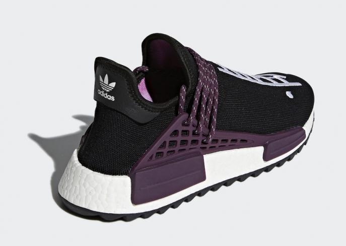 Pharrell X Adidas Tracce Nmd Hu Tracce Adidas Holi Nero 9897e6