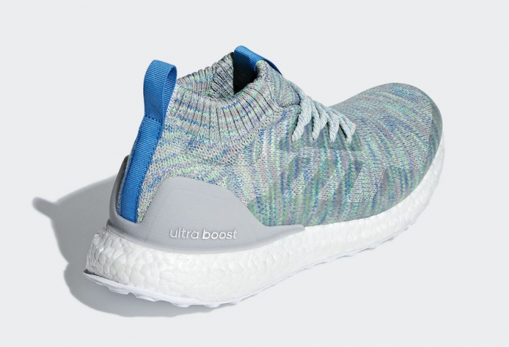 031dc97c0e9 adidas Ultra Boost Mid Grey White Multicolor. Buy Now From  134
