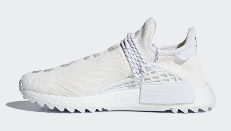 4b6b7ae9b Pharrell x adidas NMD Hu Trail Blank Canvas - KicksOnFire.com