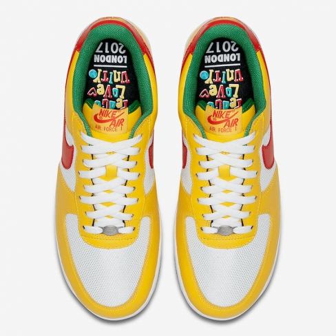 Nike Air Force 1 Low Carnival Yellow Zest