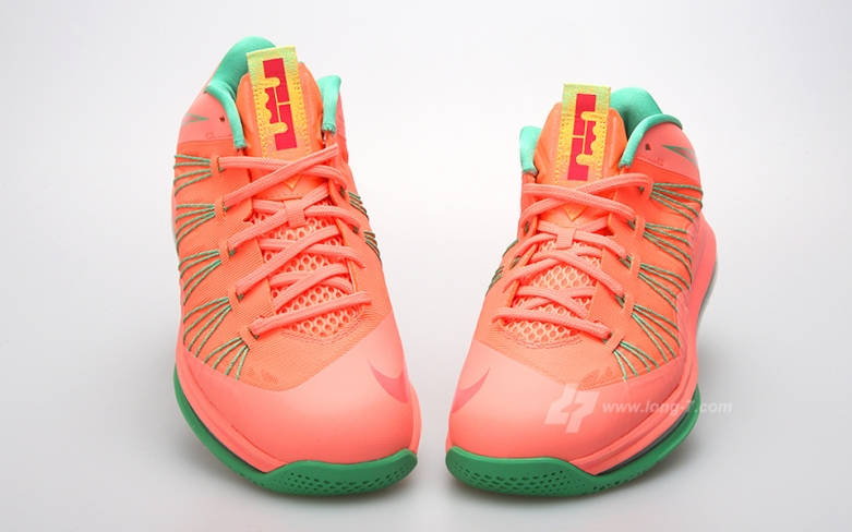 los angeles cc896 b2fca Nike Lebron 10 Low - Watermelon - KicksOnFire.com