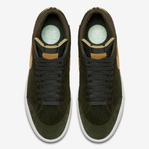 WE CLUB 58 x Nike SB Blazer Mid - KicksOnFire.com 1655c80616