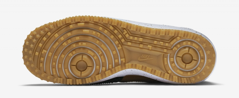 outlet store 41c4b dfbd8 Nike Lunar Force 1 Duckboot Light British Tan - KicksOnFire.com